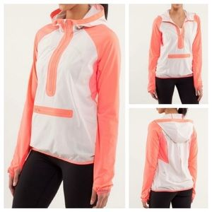 Lululemon | Run Stash & Dash Pullover Jacket